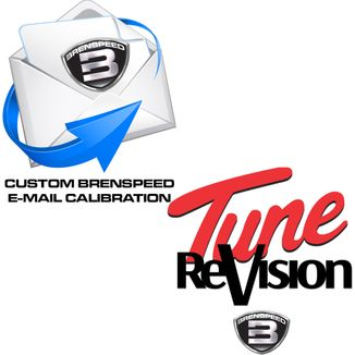 E-Mail Calibration/Tune and Revisions
