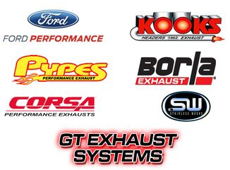 GT Exhaust Systems
