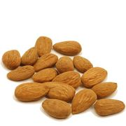 Organic NON PASTEURIZED, IMPORTED ALMONDS (raw) - 1 LB