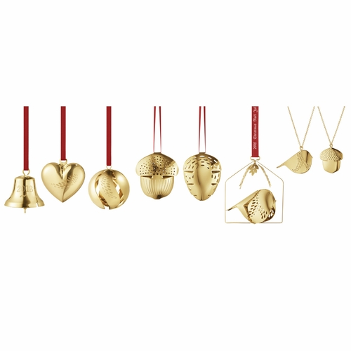 2018 Holiday 8-Piece Gift Set, Gold Plated
