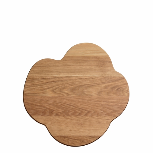 Iittala Aalto Serving Tray, Oak - 13.75""