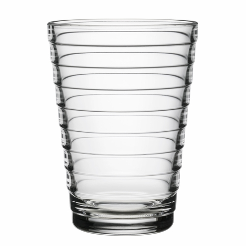 Iittala Aino Aalto Tumblers (11 oz) Clear, Set of 2