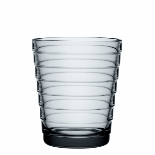 Aino Aalto Tumblers (7.75 oz) Gray, Set of 2
