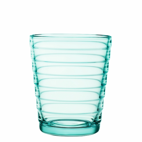 Iittala Aino Aalto Tumblers (7.75 oz) Water Green, Set of 2
