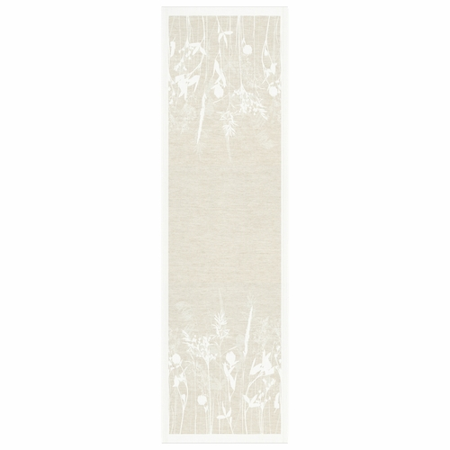Ekelund Weavers Airy Table Runner, 20 x 59 inches