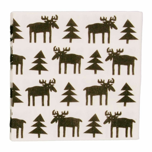 Alg (Moose) Paper Napkins, 3 Packs of 20