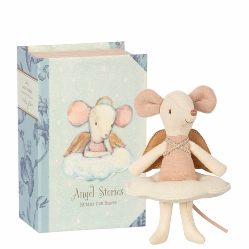 Angel Mouse, Big Sister in Book (6 Left In Store)