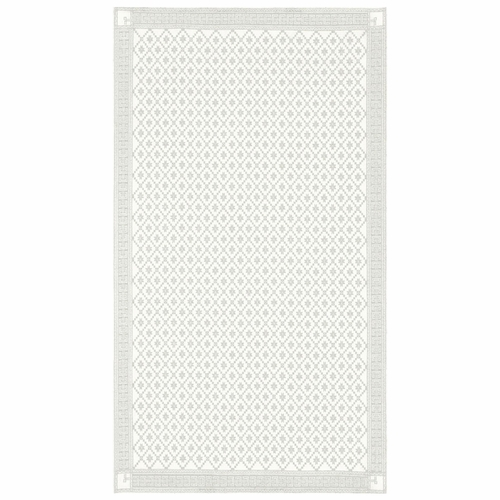 """Attebladrose 08 Tablecloth, 59"""" Wide, by the Meter"""