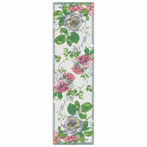 Ekelund Weavers Astrid Table Runner, 14 x 47 inches