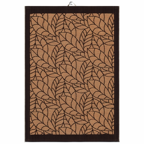 Autumn Leaves Tea Towel, 14 x 20 inches