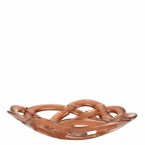 Basket Bowl, Large - Copper