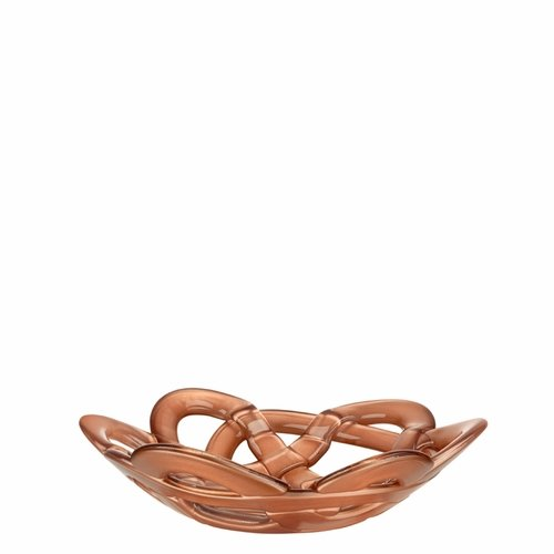 Basket Bowl, Small - Copper