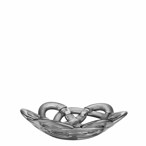 Basket Bowl, Small - Silver