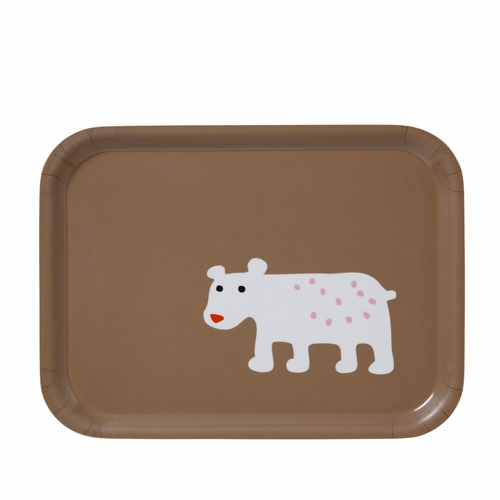 Bear Small Tray