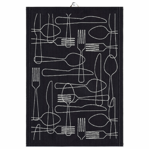 Bestick Tea Towel, 19 x 28 inches