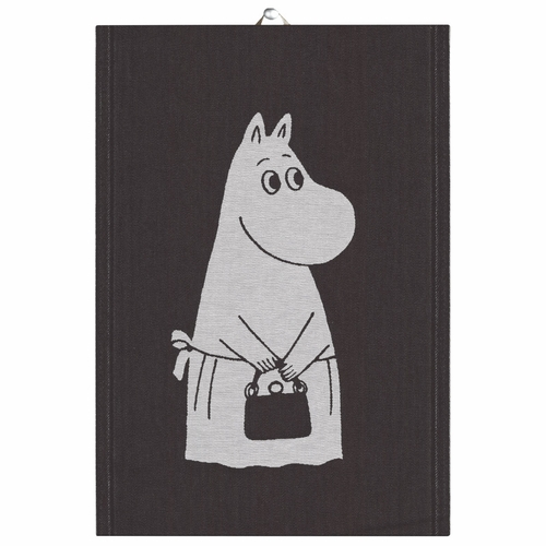 Ekelund Weavers Big Moominmamma Tea Towel, 14 x 20 inches