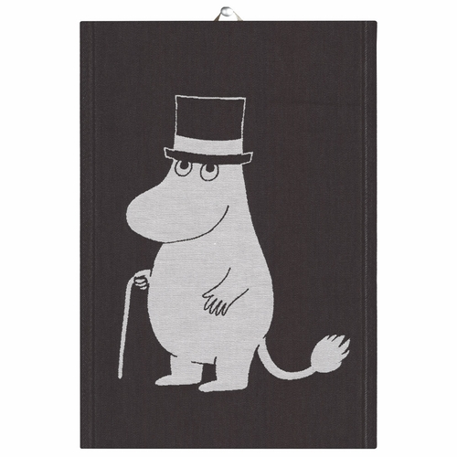Ekelund Weavers Big Moominpappa Tea Towel, 14 x 20 inches