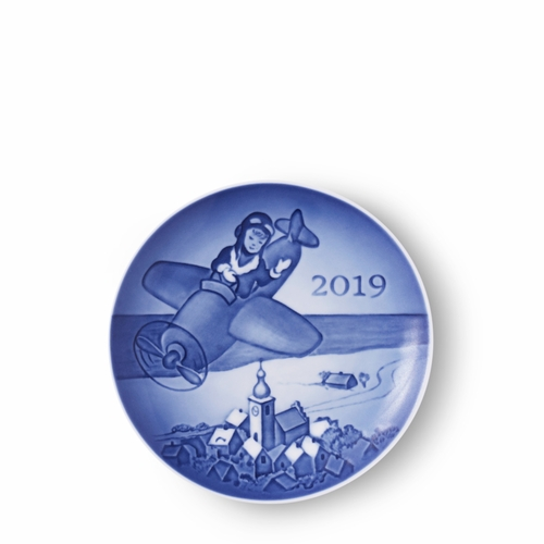 Bing & Grondahl Children's Day Plate - 2019