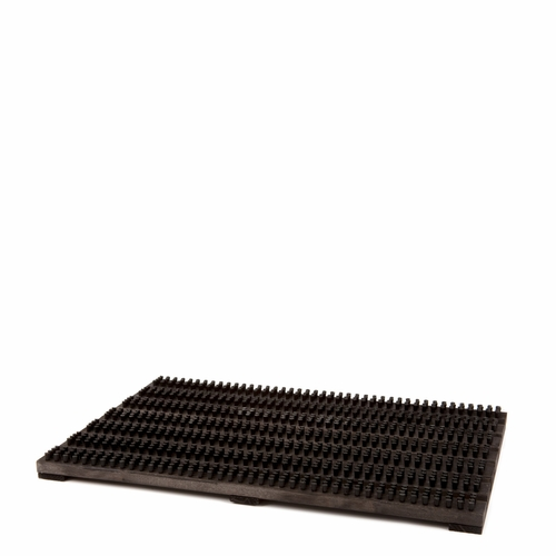 Birch Doormat, Black