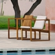 Carl Hansen & Son BK11 Lounge Chair, Teak Oil