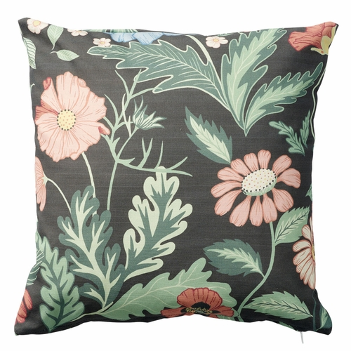 Klippan Bloom Printed Cushion Cover, Asphalt
