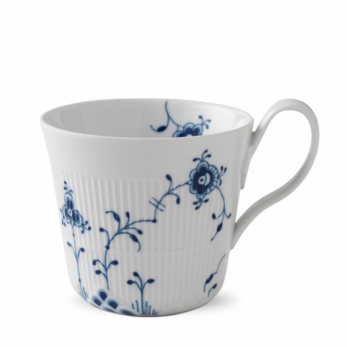 Royal Copenhagen Blue Elements High Handle Mug, 12oz