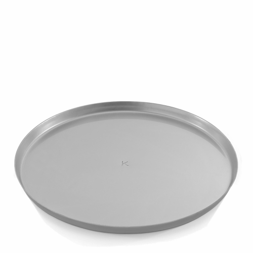 Bottom Plate Large, Stainless