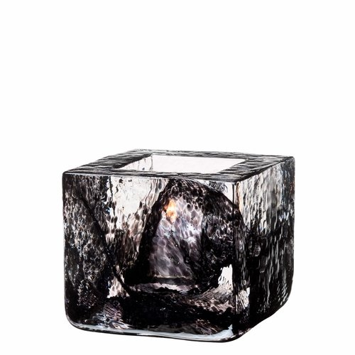 Brick Votive, Black