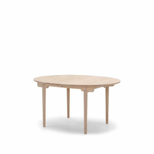 "Carl Hansen and Son CH337 Dining Table, Oak Soap - 55.1"" x 45.3"""