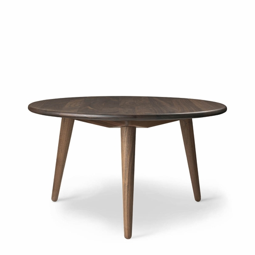 Carl Hansen & Son CH008 Coffee Table, Walnut Lacquer