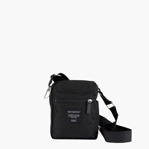 Marimekko Cash & Carry Bag, Black