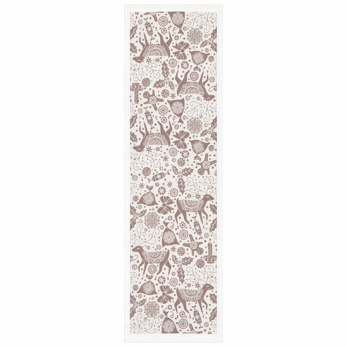 Christmas Deers Table Runner, 14 x 47 inches