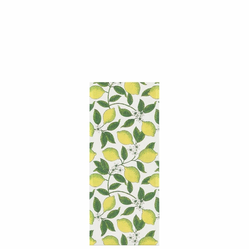 Ekelund Weavers Citroner Table Runner, 14 x 31 inches