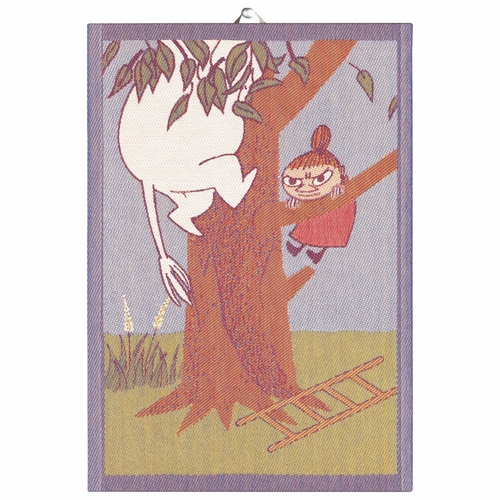 Ekelund Weavers Climbing Tea Towel, 14 x 20 inches