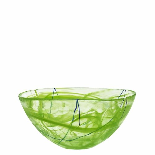 Contrast Bowl, Large - Lime