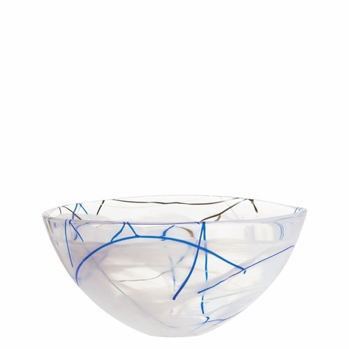 Contrast Bowl (Large), White