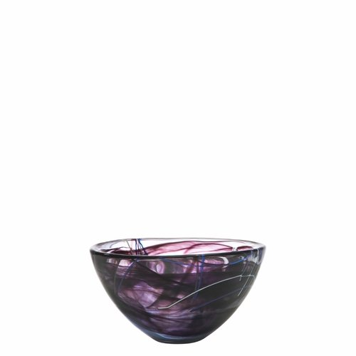 Contrast Bowl (Medium), Black