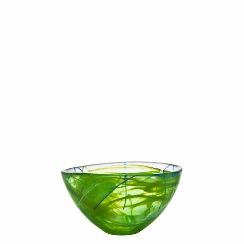 Contrast Bowl, Medium Lime