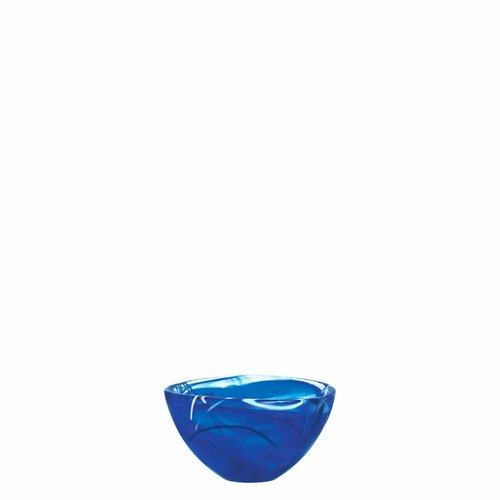 Contrast Bowl (Small), Blue