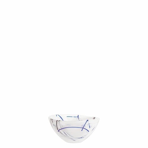 Contrast Bowl (Small), White