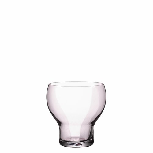 Kosta Boda Crystal Magic Tumbler - Pink