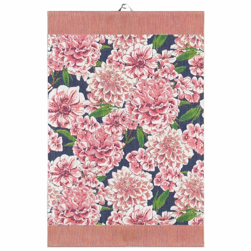 Dahlia Tea Towel, 16 x 24 inches