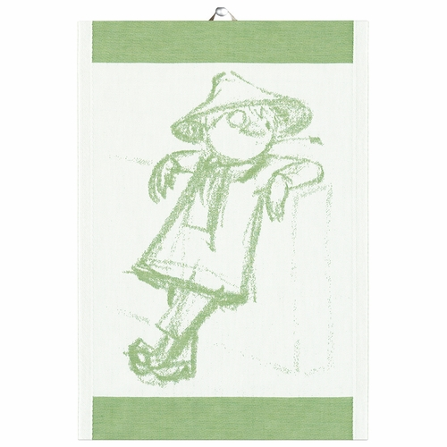 Ekelund Weavers Daydreamer Tea Towel, 14 x 20 inches