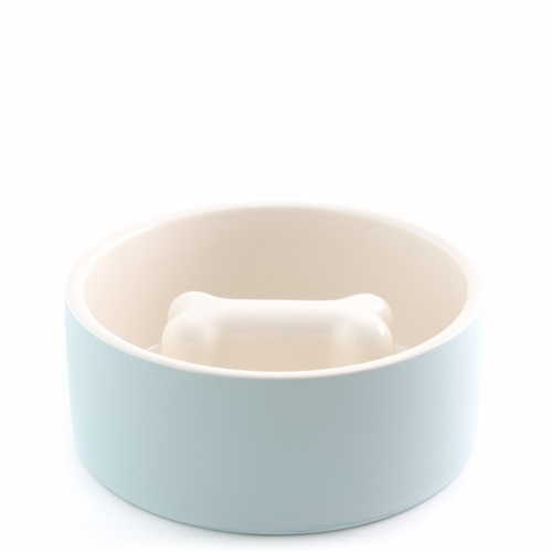 Dog Bowl, Large - Blue