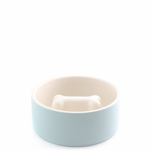 Dog Bowl, Medium - Blue