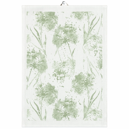Dry Flowers Tea Towel, 14 x 20 inches