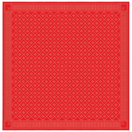Ekelund Weavers Attebladrose 33 Tablecloth, 59 x 59 inches
