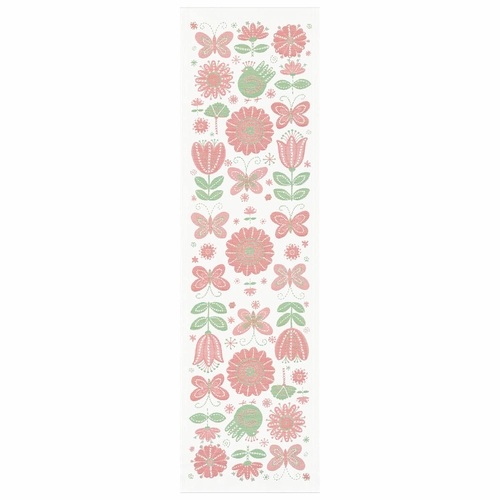 Ekelund Weavers Emilia Table Runner, 14 X 47 Inches