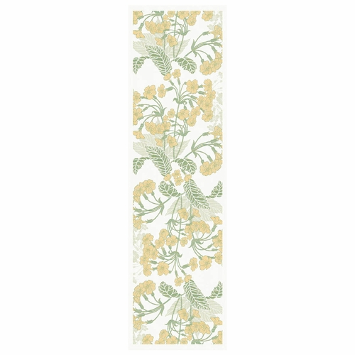 Ekelund Weavers Gullviva Table Runner, 14 X 47 Inches