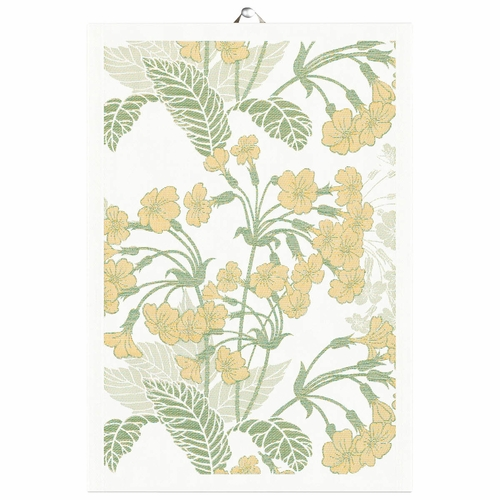 Ekelund Weavers Gullviva Tea Towel, 14 X 20 Inches